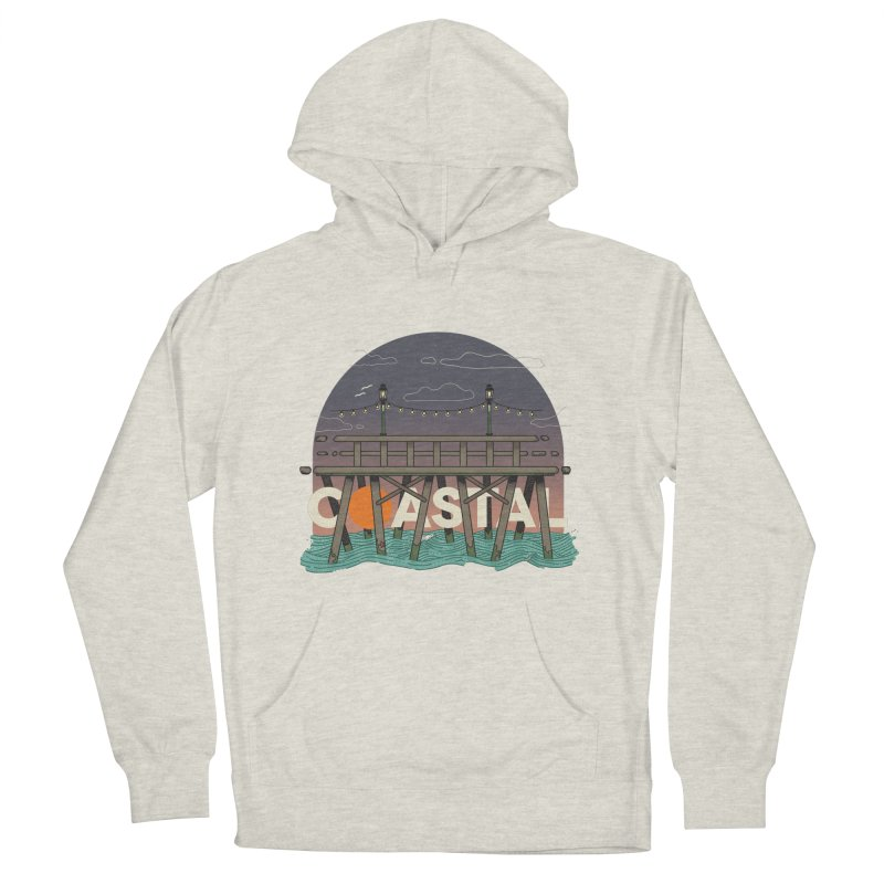 Coastal Men's Pullover Hoody by Steger