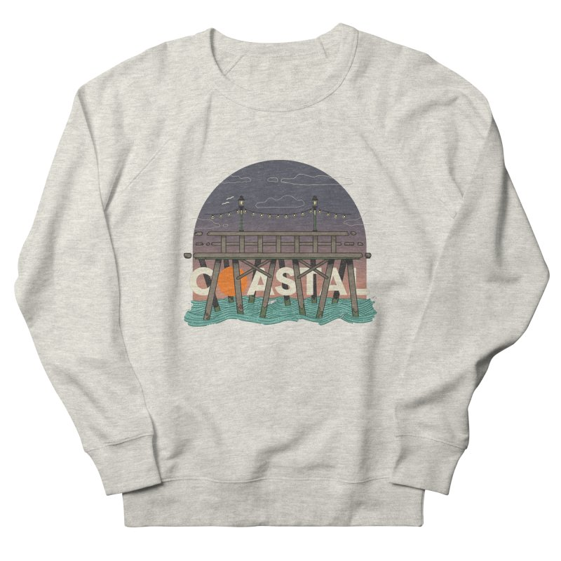 Coastal Women's Sweatshirt by Steger