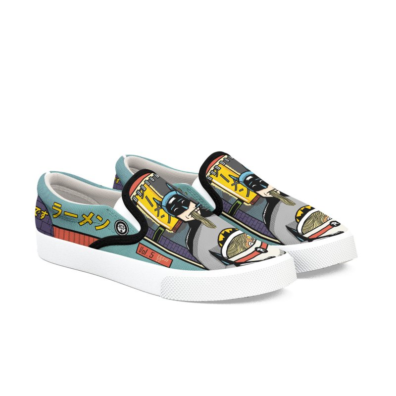 And Ramen Men's Slip-On Shoes by Steger