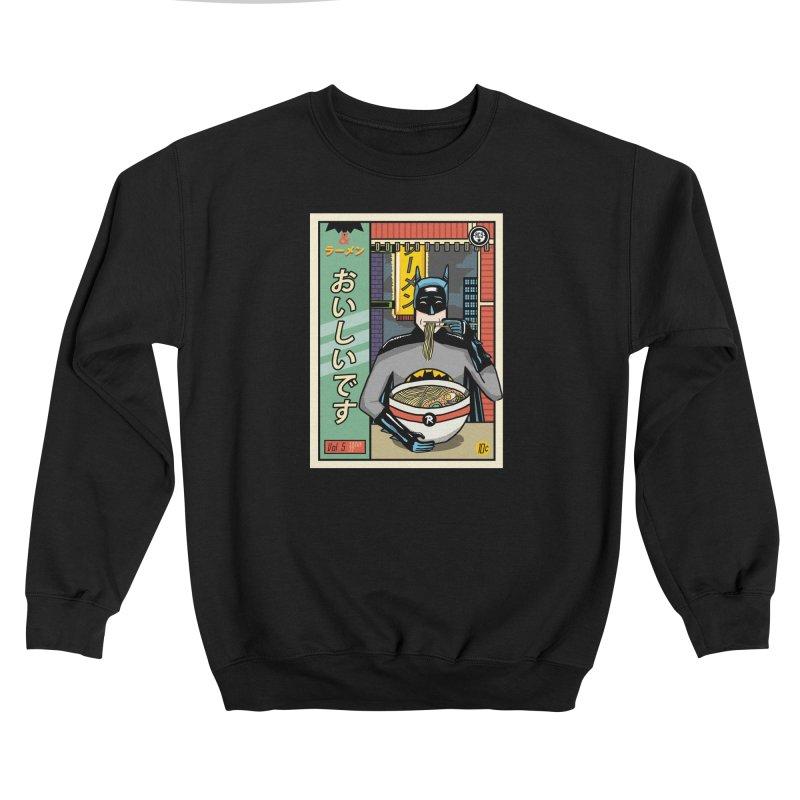 And Ramen Women's Sweatshirt by Steger