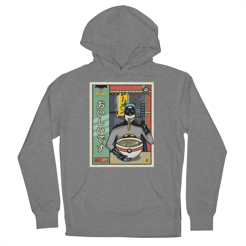 And Ramen Women's French Terry Pullover Hoody by Steger