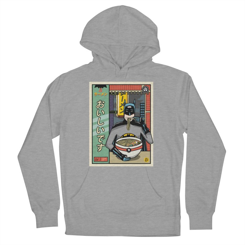 And Ramen Women's Pullover Hoody by Steger