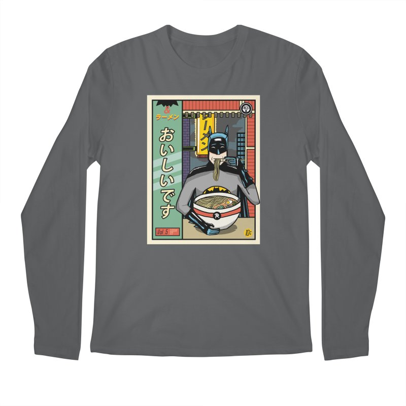 And Ramen Men's Longsleeve T-Shirt by Steger