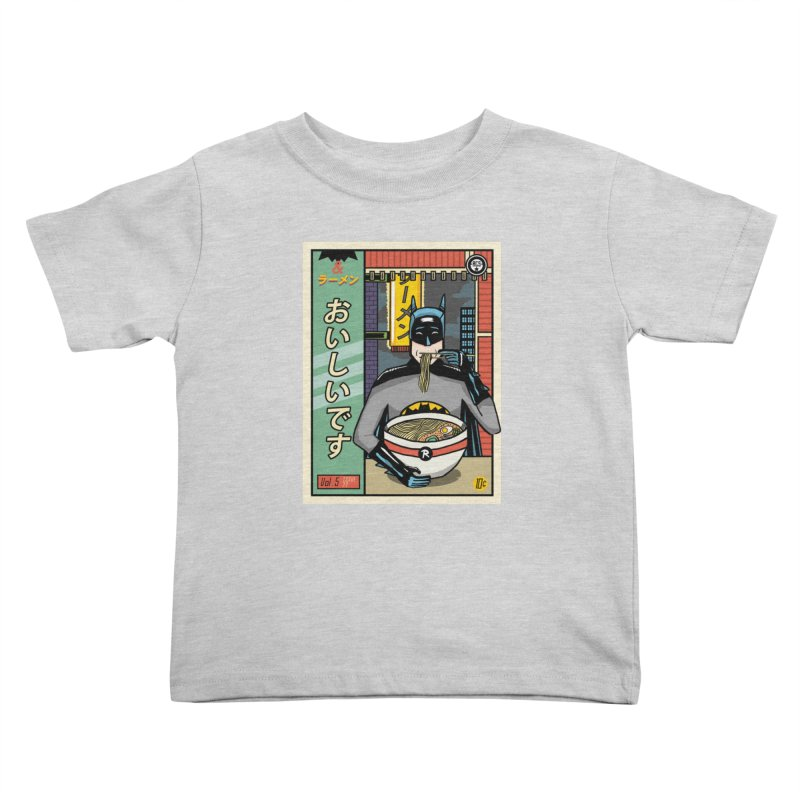 And Ramen Kids Toddler T-Shirt by Steger