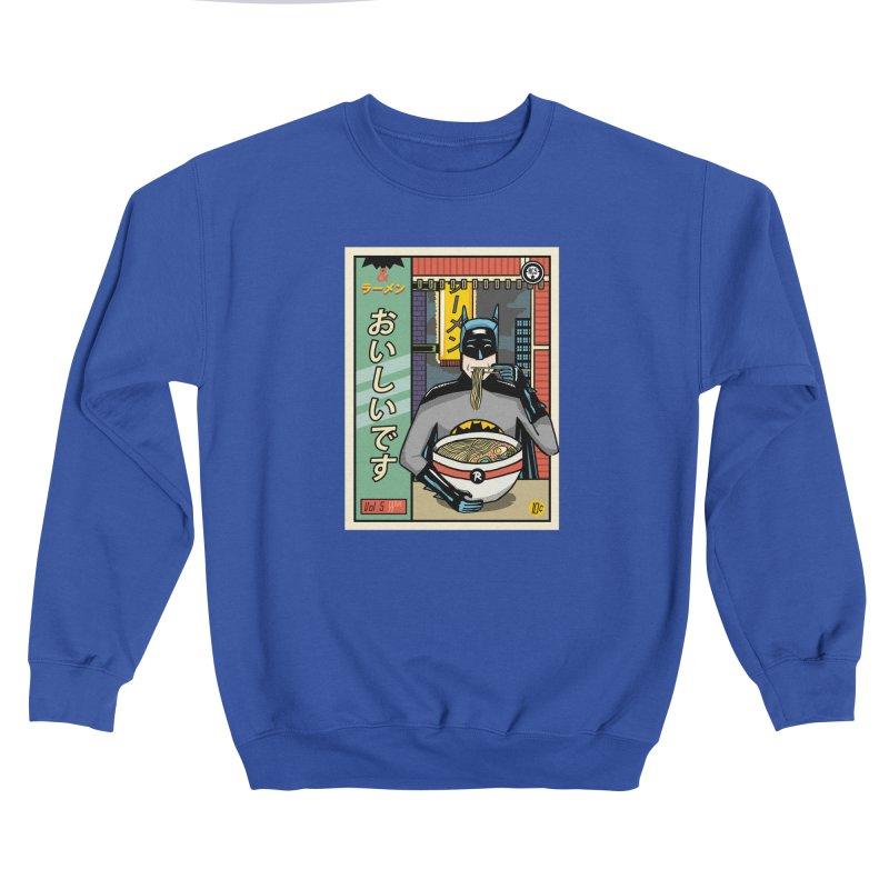 And Ramen Men's Sweatshirt by Steger