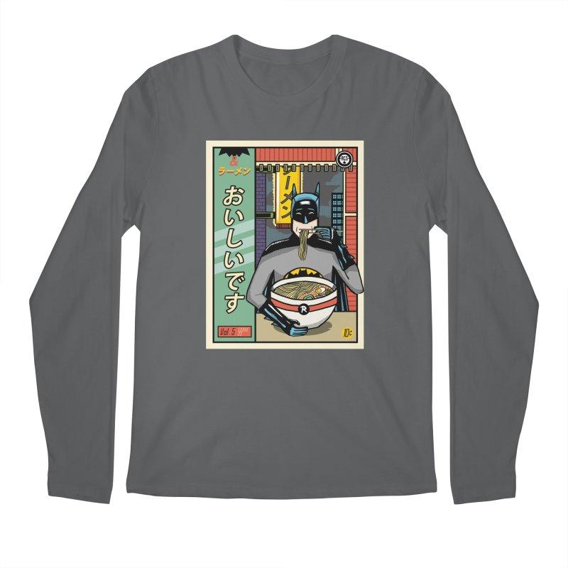 And Ramen Men's Longsleeve T-Shirt by Steger