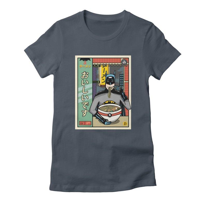 And Ramen Women's T-Shirt by Steger