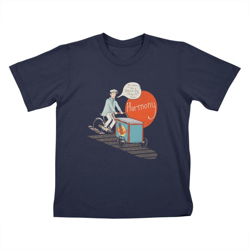 Captain Scrummy Kids T-Shirt by Steger