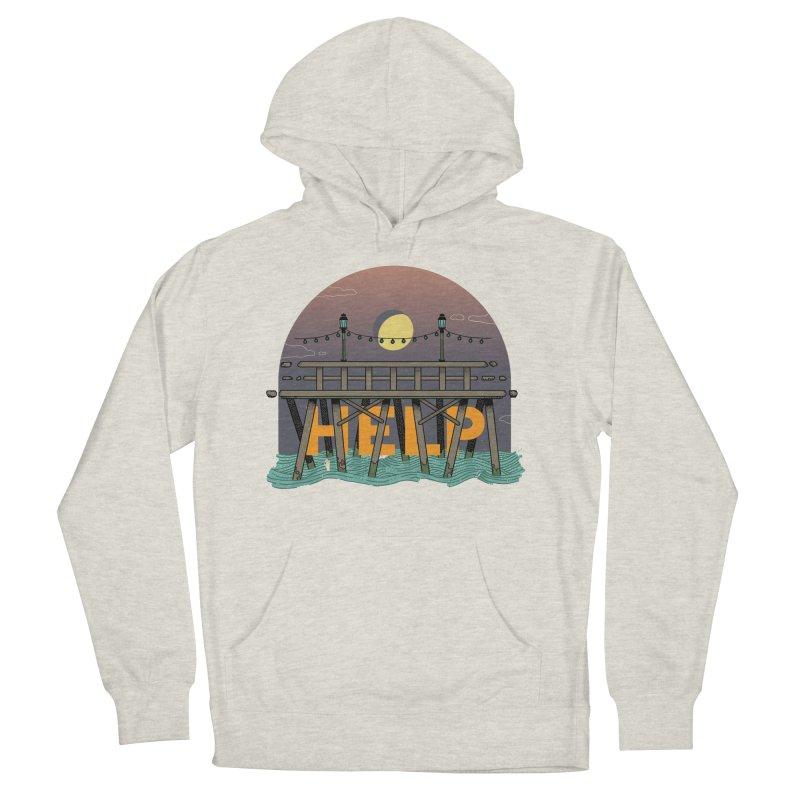 Help Women's Pullover Hoody by Steger
