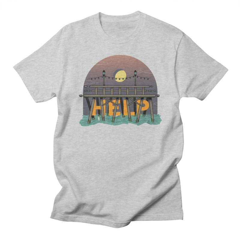 Help Women's Unisex T-Shirt by Steger