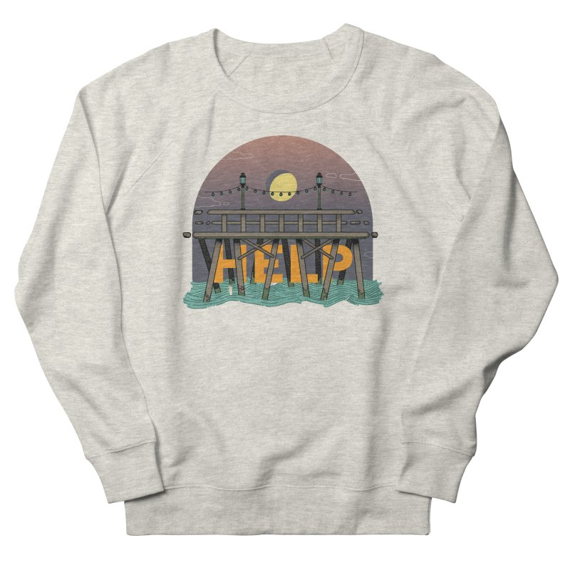 Help Women's Sweatshirt by Steger