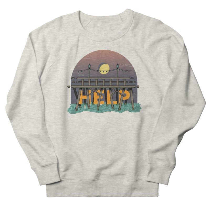 Help Men's Sweatshirt by Steger