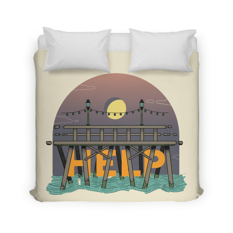 Help Home Duvet by Steger
