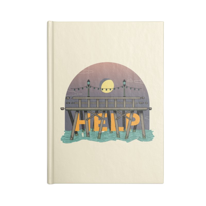 Help Accessories Notebook by Steger