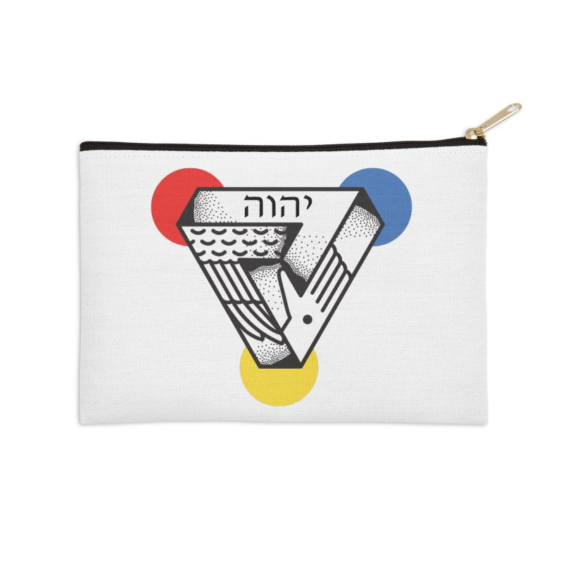 Triune Accessories Zip Pouch by Steger