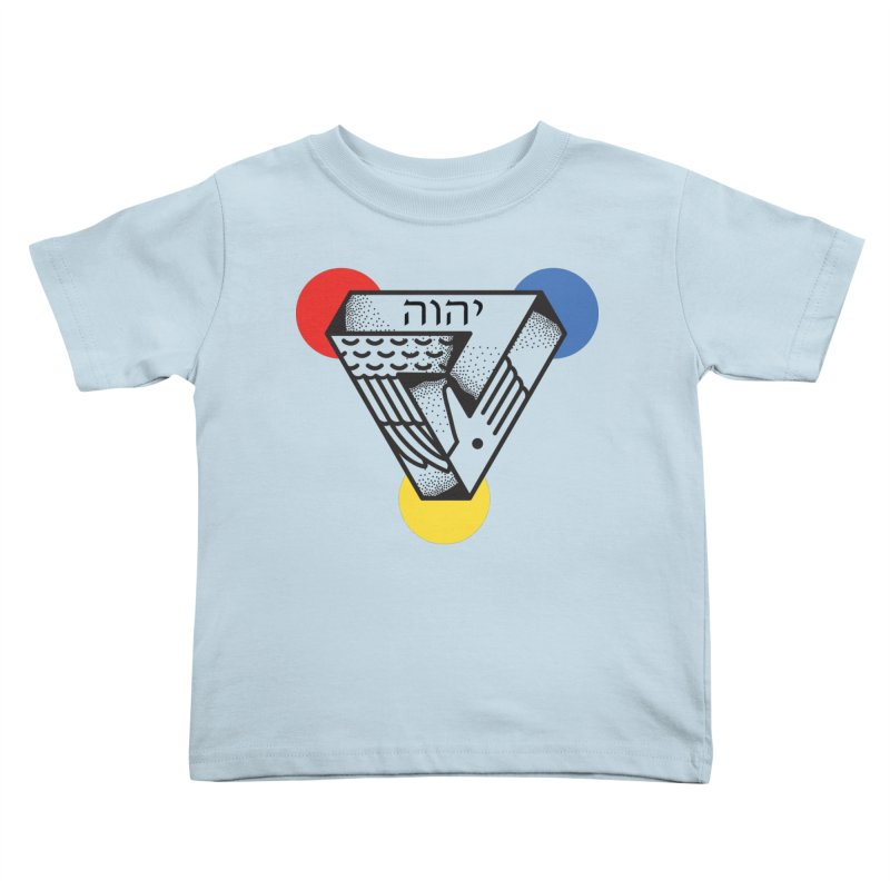 Triune Kids Toddler T-Shirt by Steger