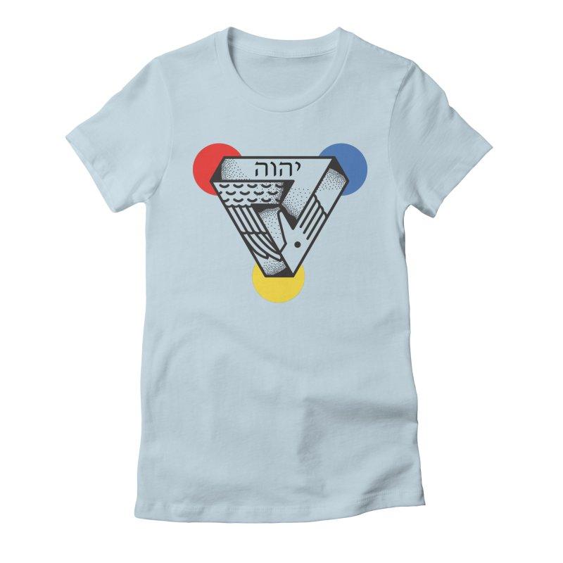 Triune Women's T-Shirt by Steger