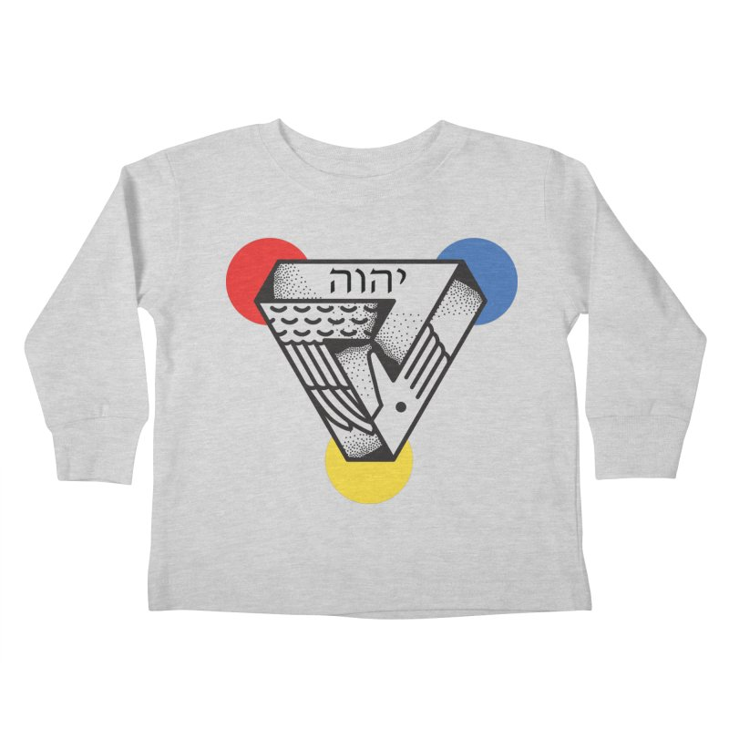 Triune Kids Toddler Longsleeve T-Shirt by Steger
