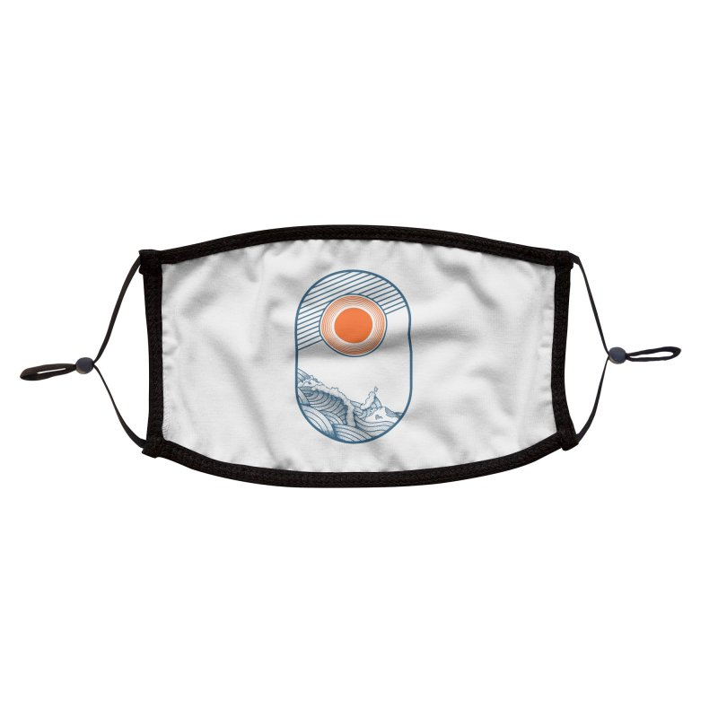 Sun Struck Accessories Face Mask by Steger