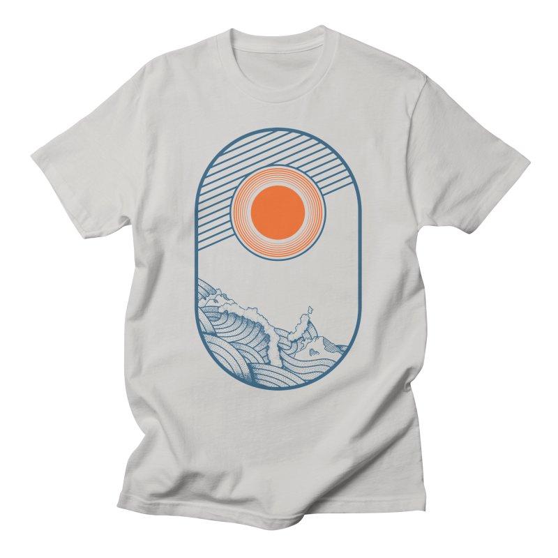 Sun Struck Men's T-Shirt by Steger