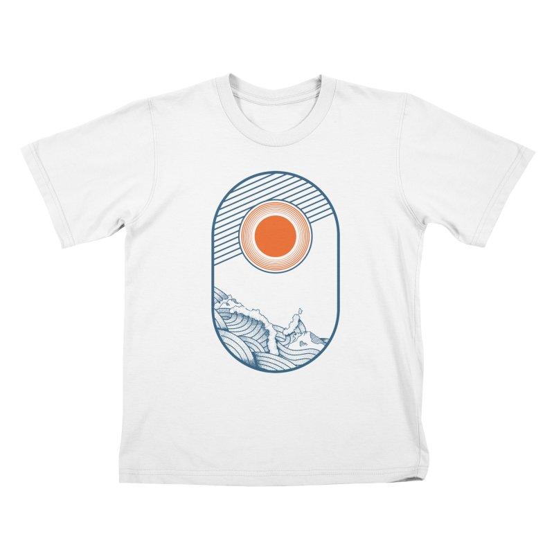 Sun Struck Kids T-Shirt by Steger