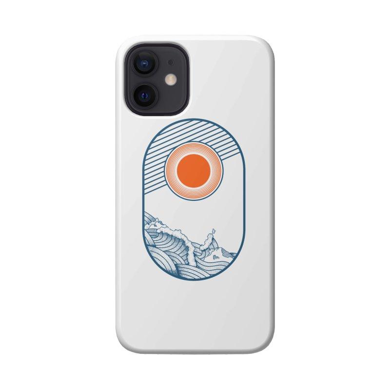 Sun Struck Accessories Phone Case by Steger