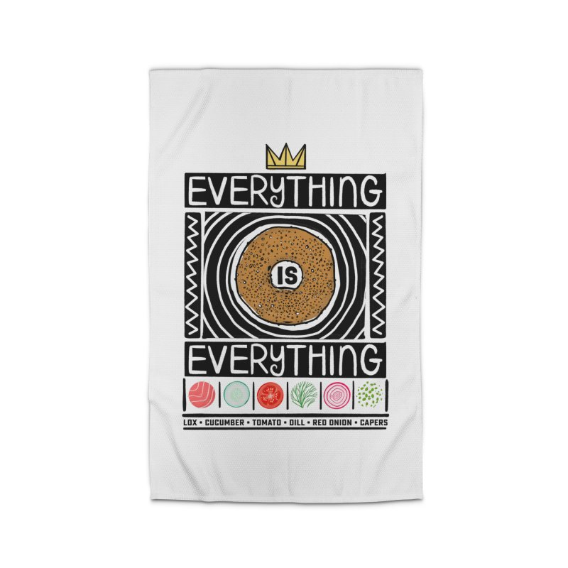 Everything is Everything Home Rug by Steger