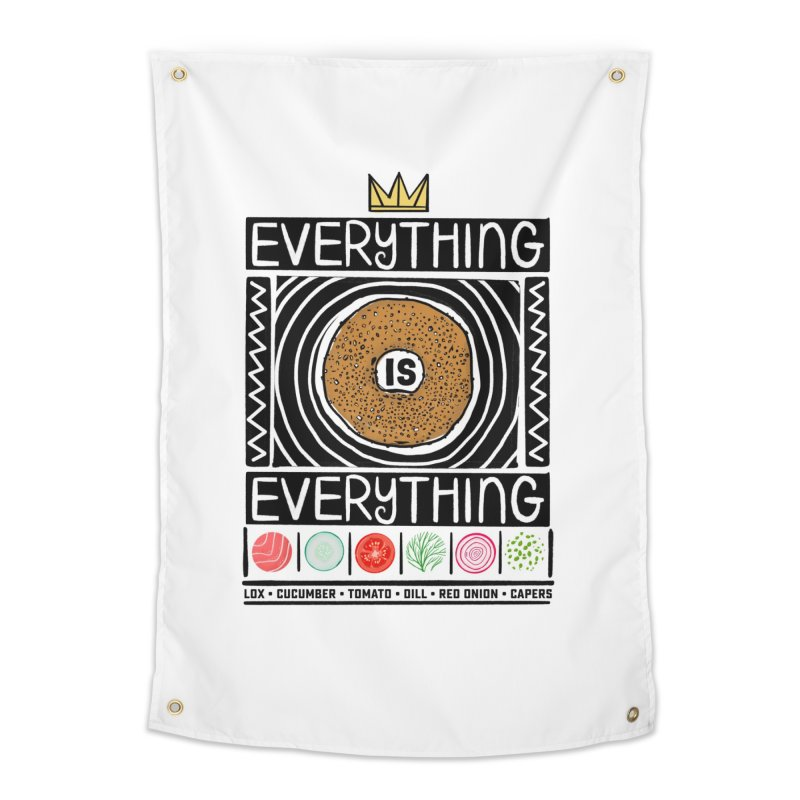 Everything is Everything Home Tapestry by Steger