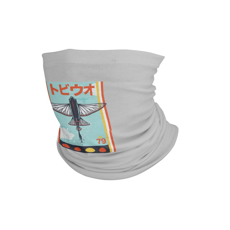 Flying Fish Accessories Neck Gaiter by Steger