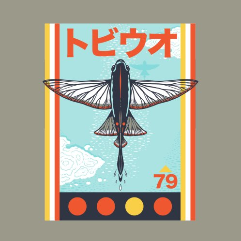 Design for Flying Fish
