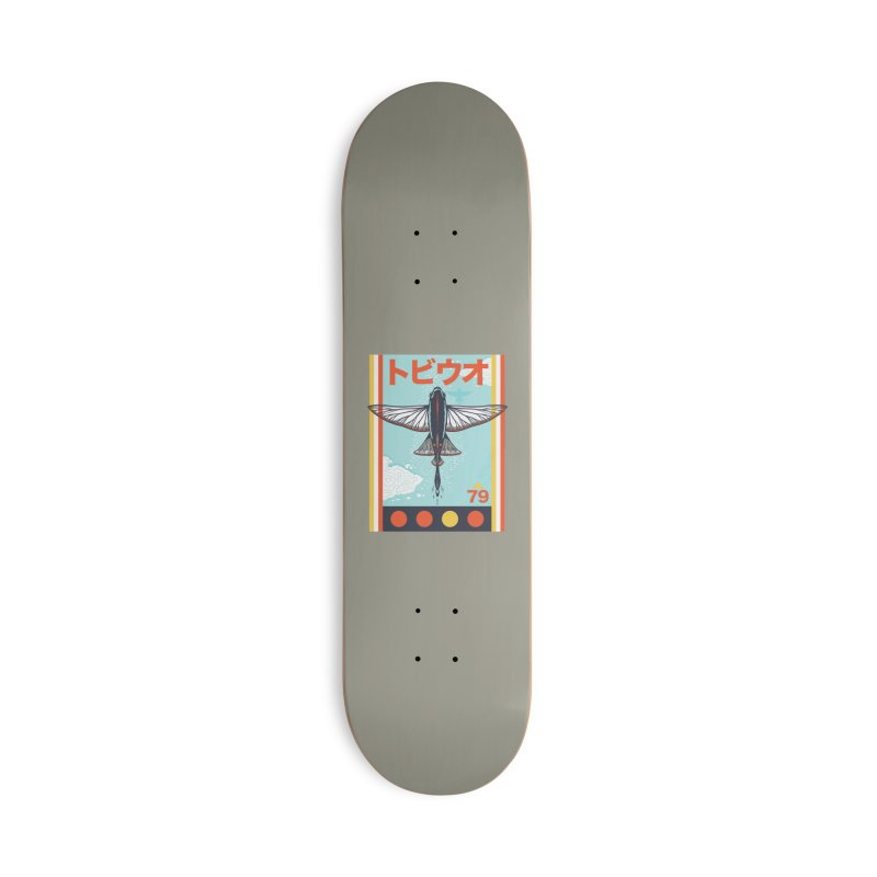 Flying Fish Accessories Skateboard by Steger