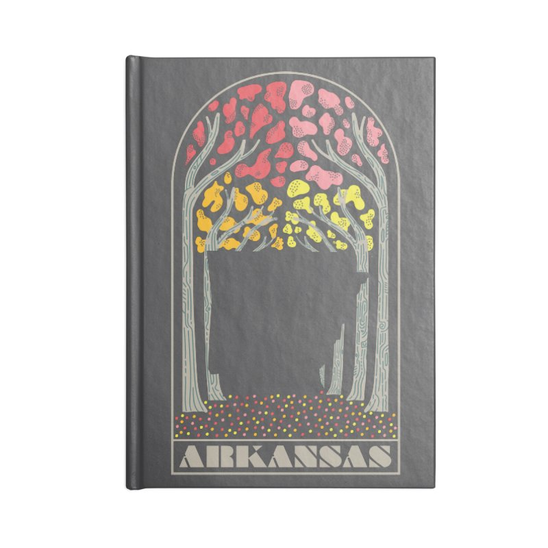 Arkanfall Accessories Notebook by Steger
