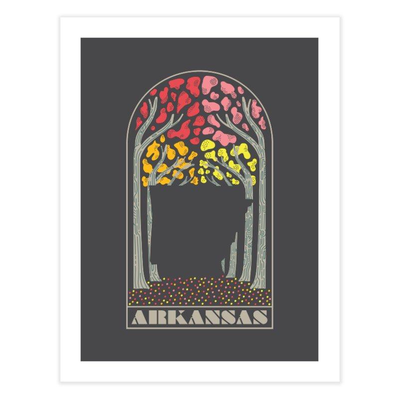Arkanfall Home Fine Art Print by Steger