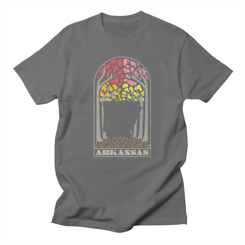 Arkanfall Men's T-Shirt by Steger
