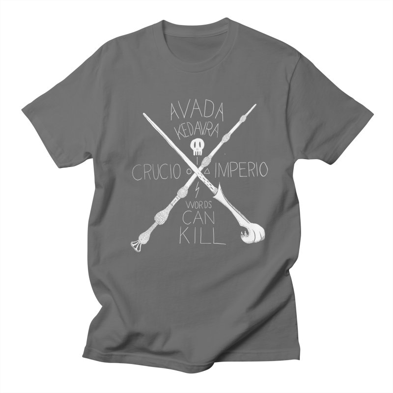 Words Can Kill Women's T-Shirt by Steger