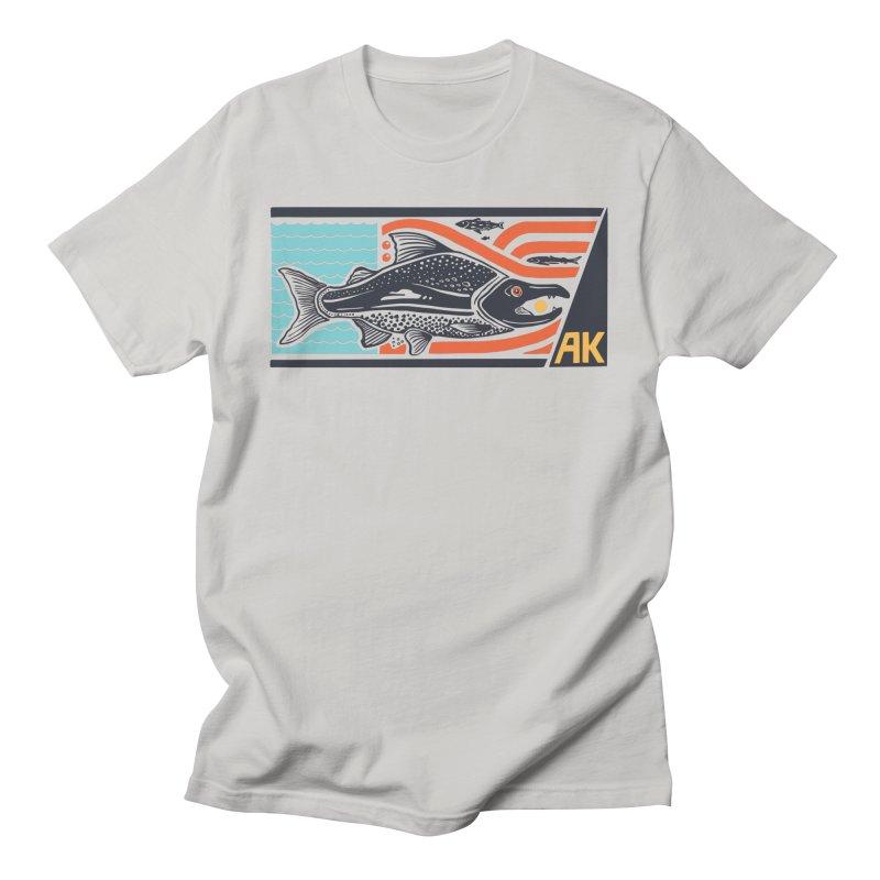 Alaska Men's T-Shirt by Steger