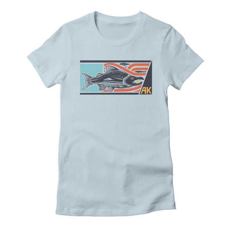 Alaska Women's T-Shirt by Steger