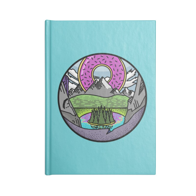 Donut National Park Accessories Notebook by Steger
