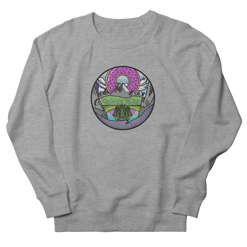 Donut National Park Women's Sweatshirt by Steger