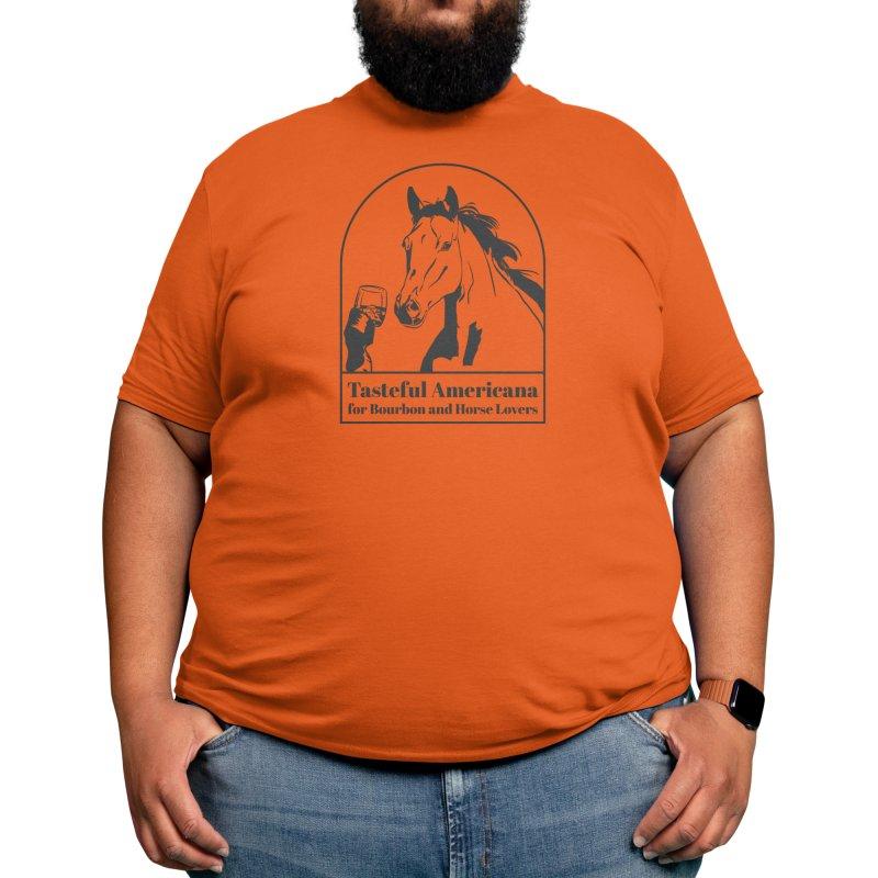 Tasteful Americana Men's T-Shirt by Steger