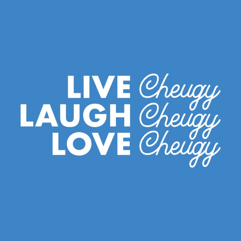 Live Cheugy Men's Pullover Hoody by Steger