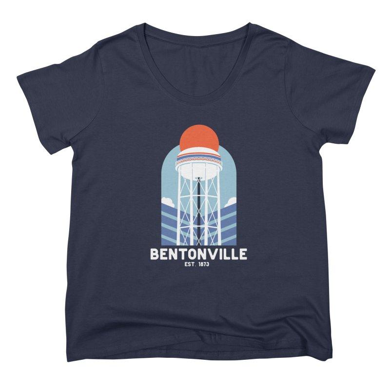 Bentonville Women's Scoop Neck by Steger