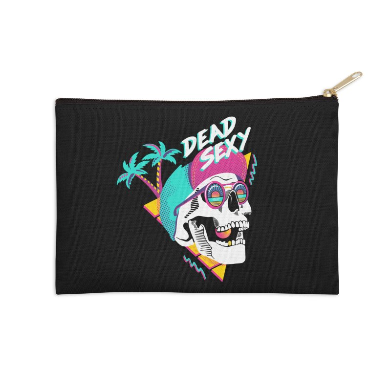 Dead Sexy Accessories Zip Pouch by Steger