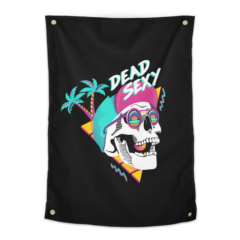 Dead Sexy Home Tapestry by Steger