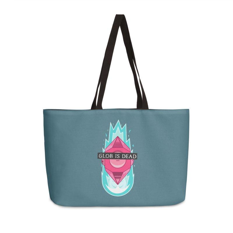 Glob is Dead Accessories Weekender Bag Bag by Steger