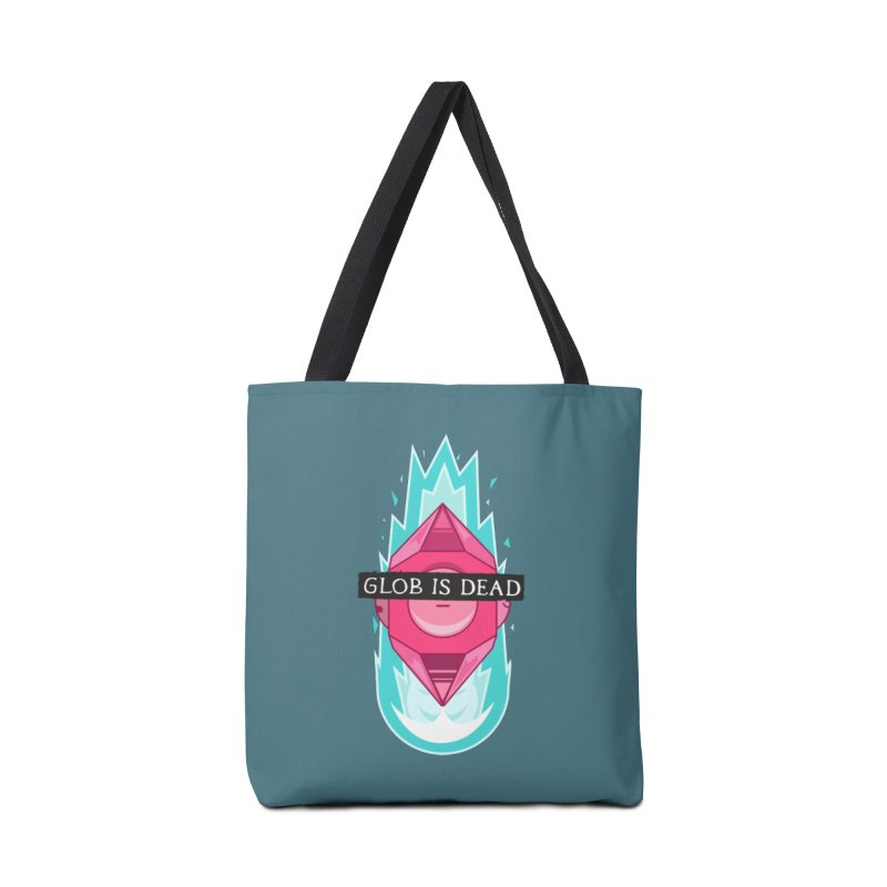 Glob is Dead Accessories Bag by Steger