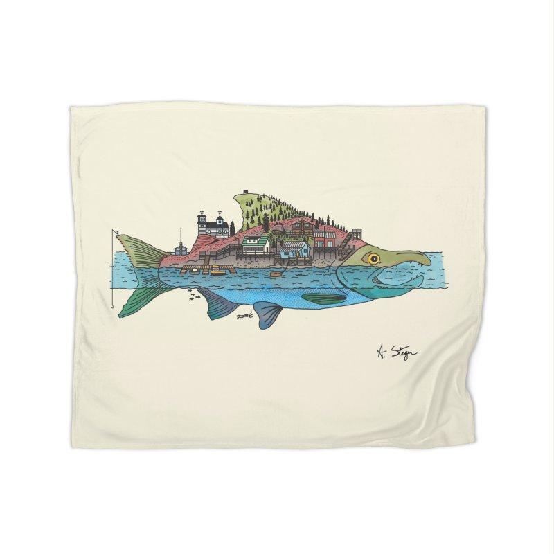 Seldovia Home Blanket by Steger