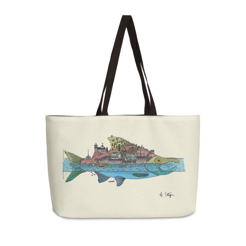 Seldovia Accessories Weekender Bag Bag by Steger