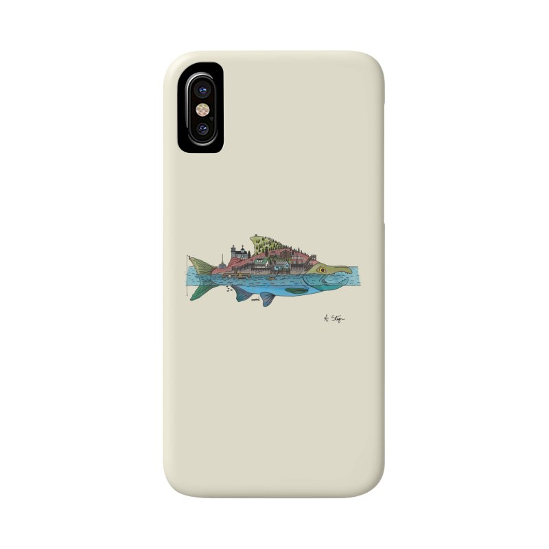 Seldovia Accessories Phone Case by Steger