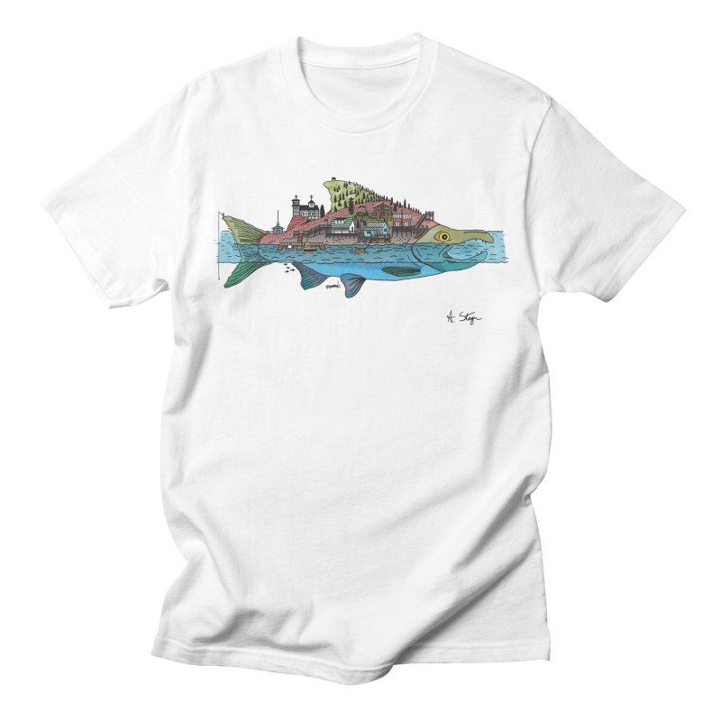 Seldovia Women's T-Shirt by Steger